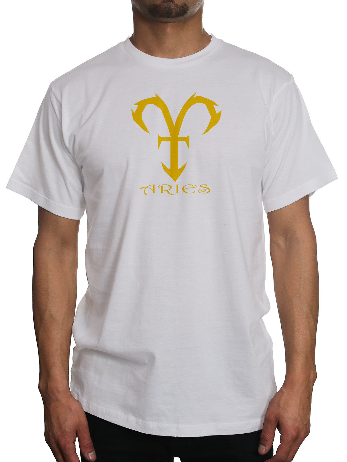 Aries Yellow Astrological Sign