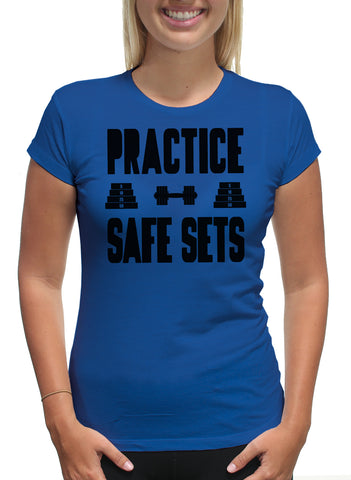 PRACTICE SAFE SETS BLACK
