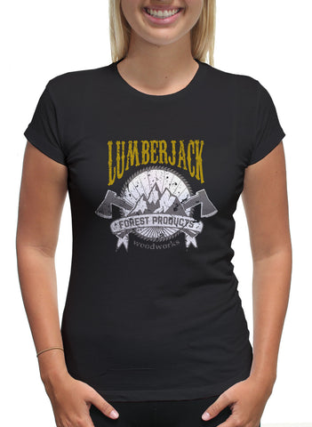 FOREST PRODUCTS LUMBERJACK