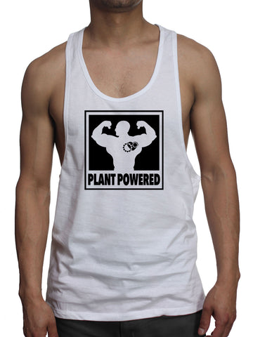 PLANT POWERED VEGAN