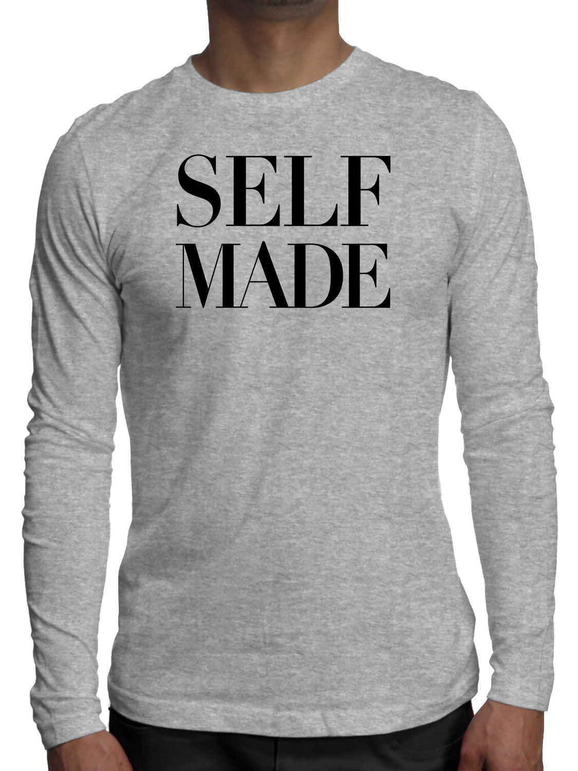 fe2cb62bc Men's SELF MADE BOSS HUSTLER T-Shirt, Tanks & Hoodies – YoungMotto.com