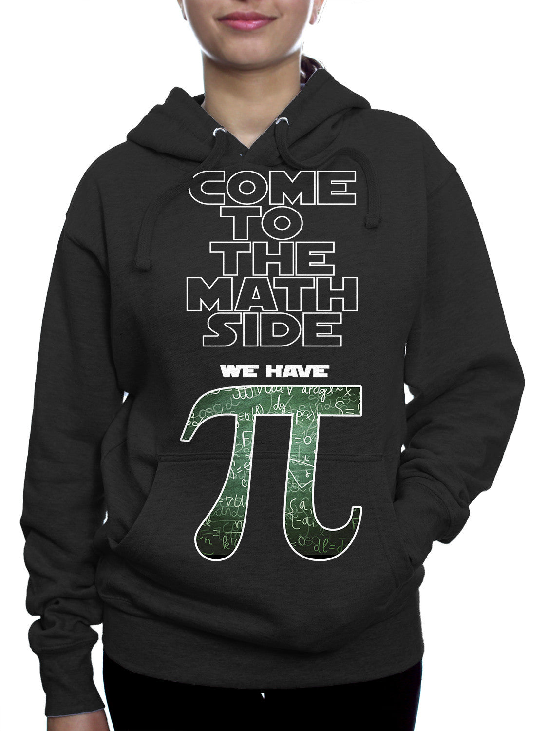Come to the Math Side Pi