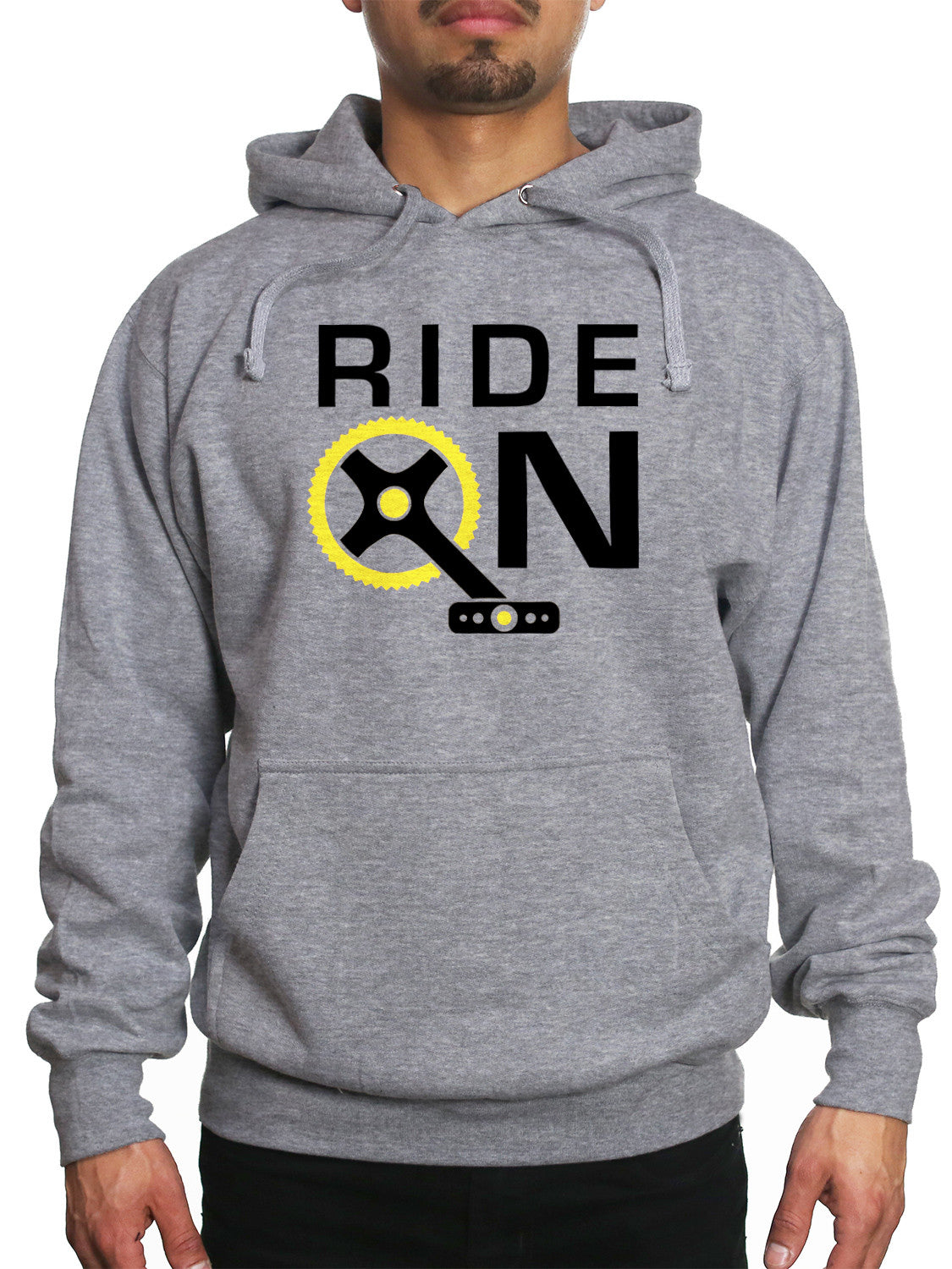 RIDE ON CYCLIST