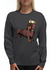 Dachshund King of Dogs Cute