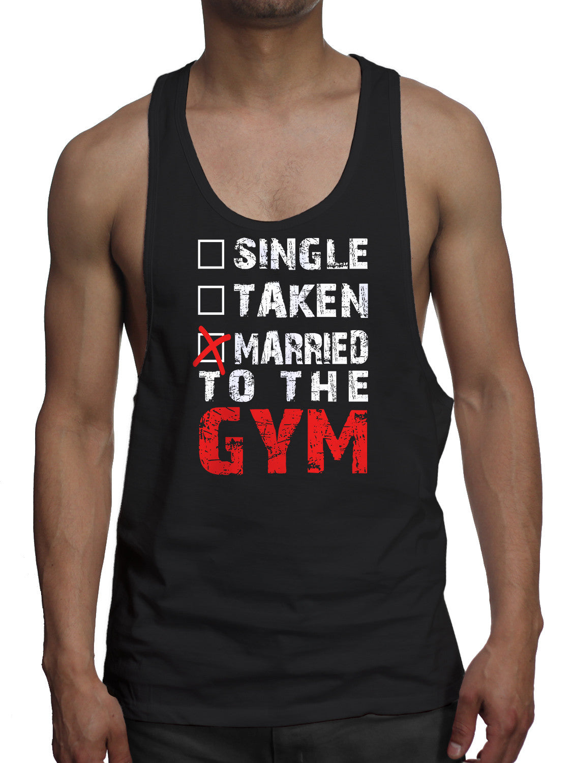 MARRIED TO THE GYM
