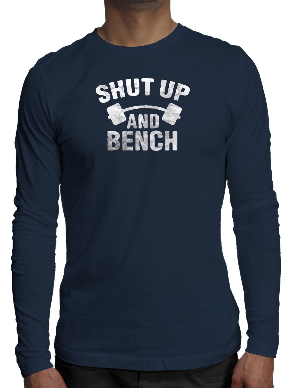 Shut Up And Bench