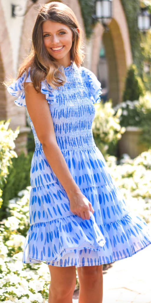 Autumn Cashmere Multi Color Popcorn Puff Sleeve