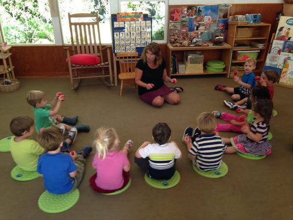 Preschool Class - 3 to 4 year olds