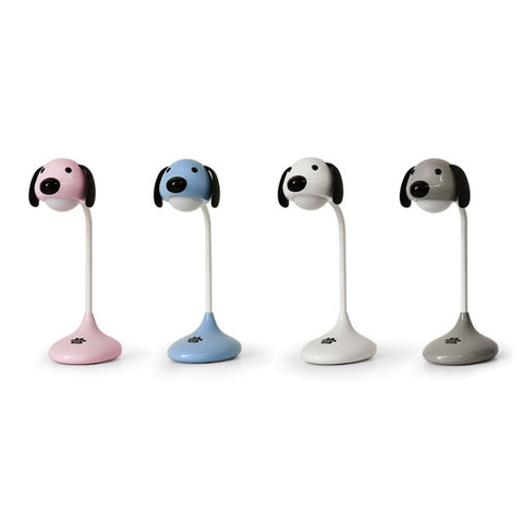Puppy Face Reading Lamp Eye-Care LED Light Rechargeable