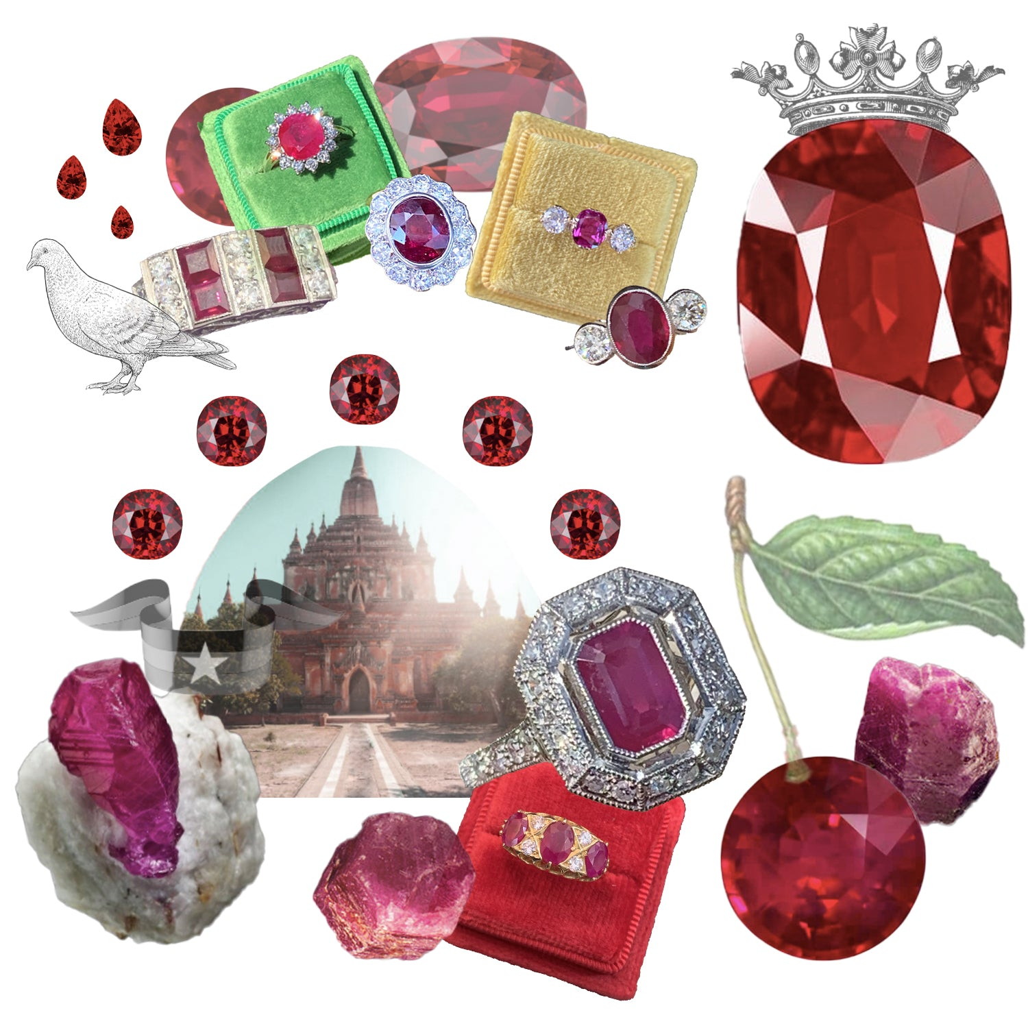 What are Rubies?