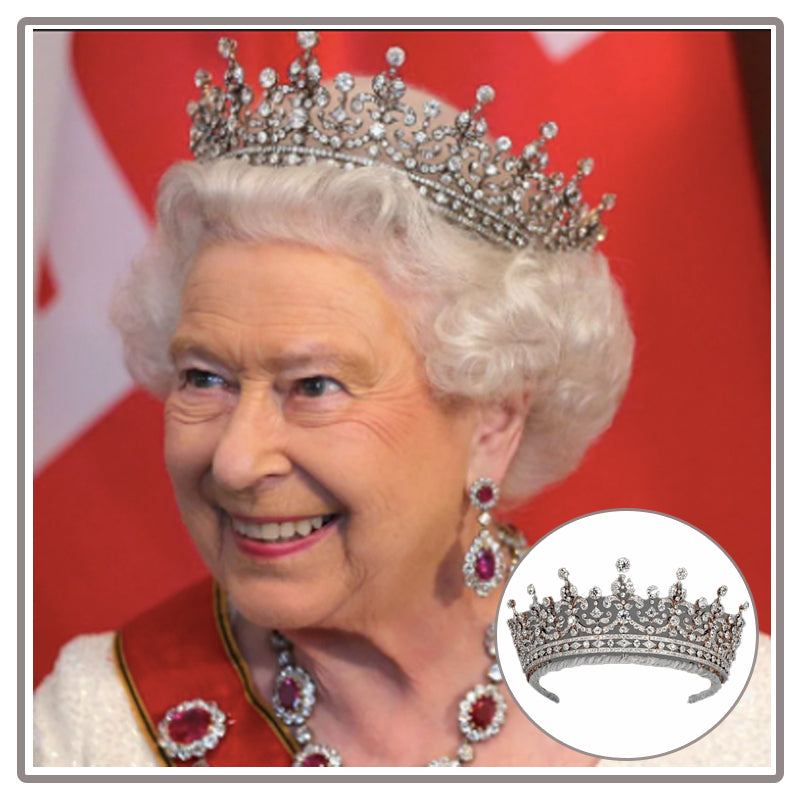 The Queen's Favourite The Girls of Great Britain and Ireland Tiara