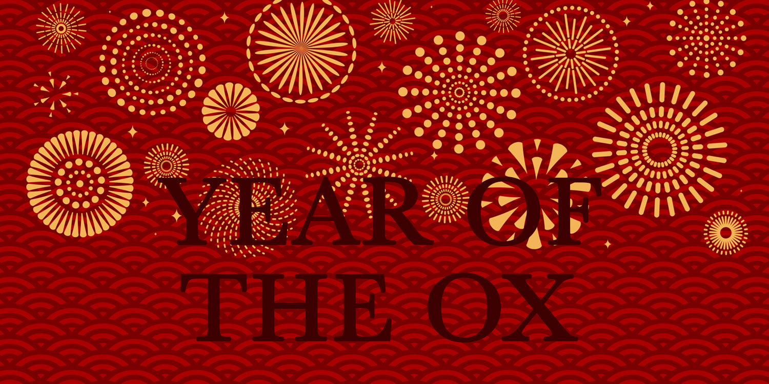 Year of the Metal Ox 2021