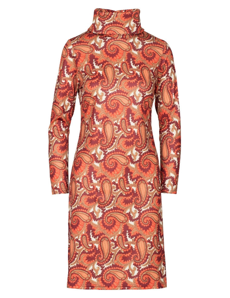 Frida Dress - paisley