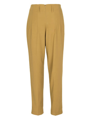 So Very High Waisted Trousers - olive