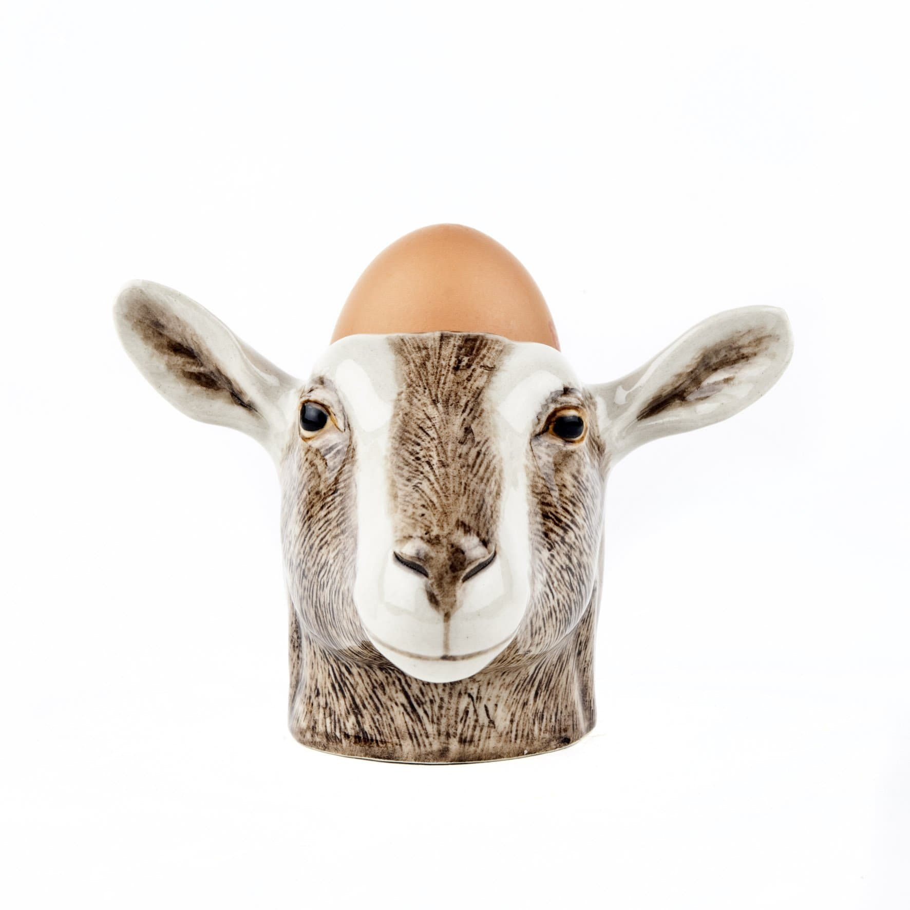 Goat face - egg cup