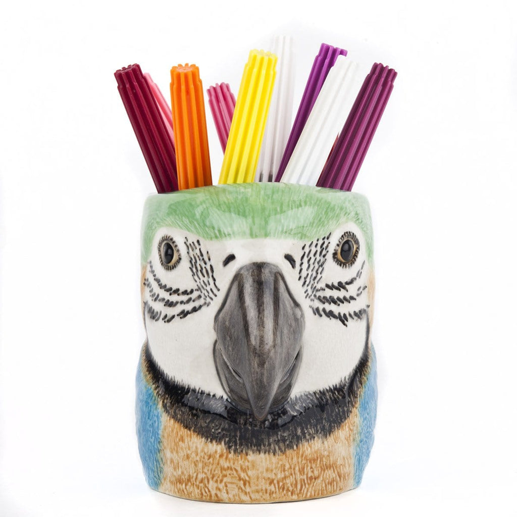 Macaw - pencil pot