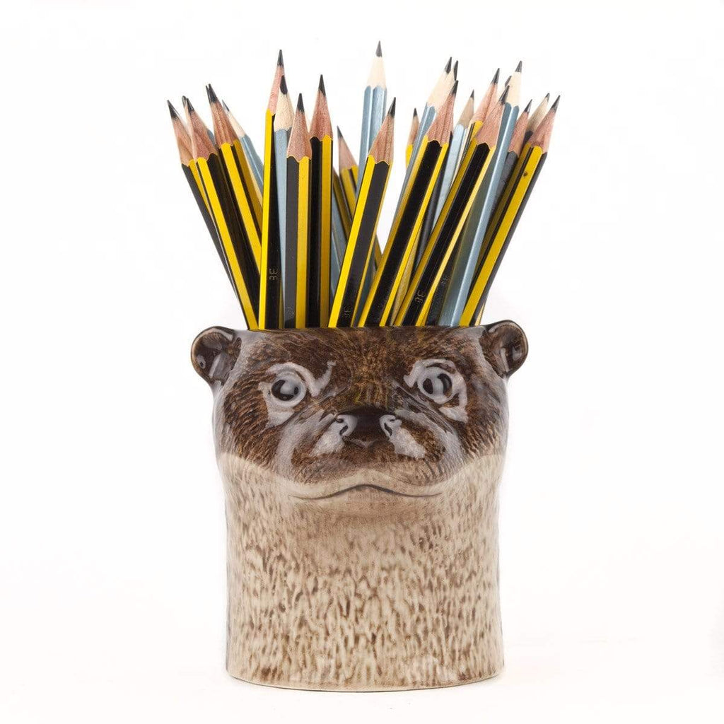 Otter - pencil pot