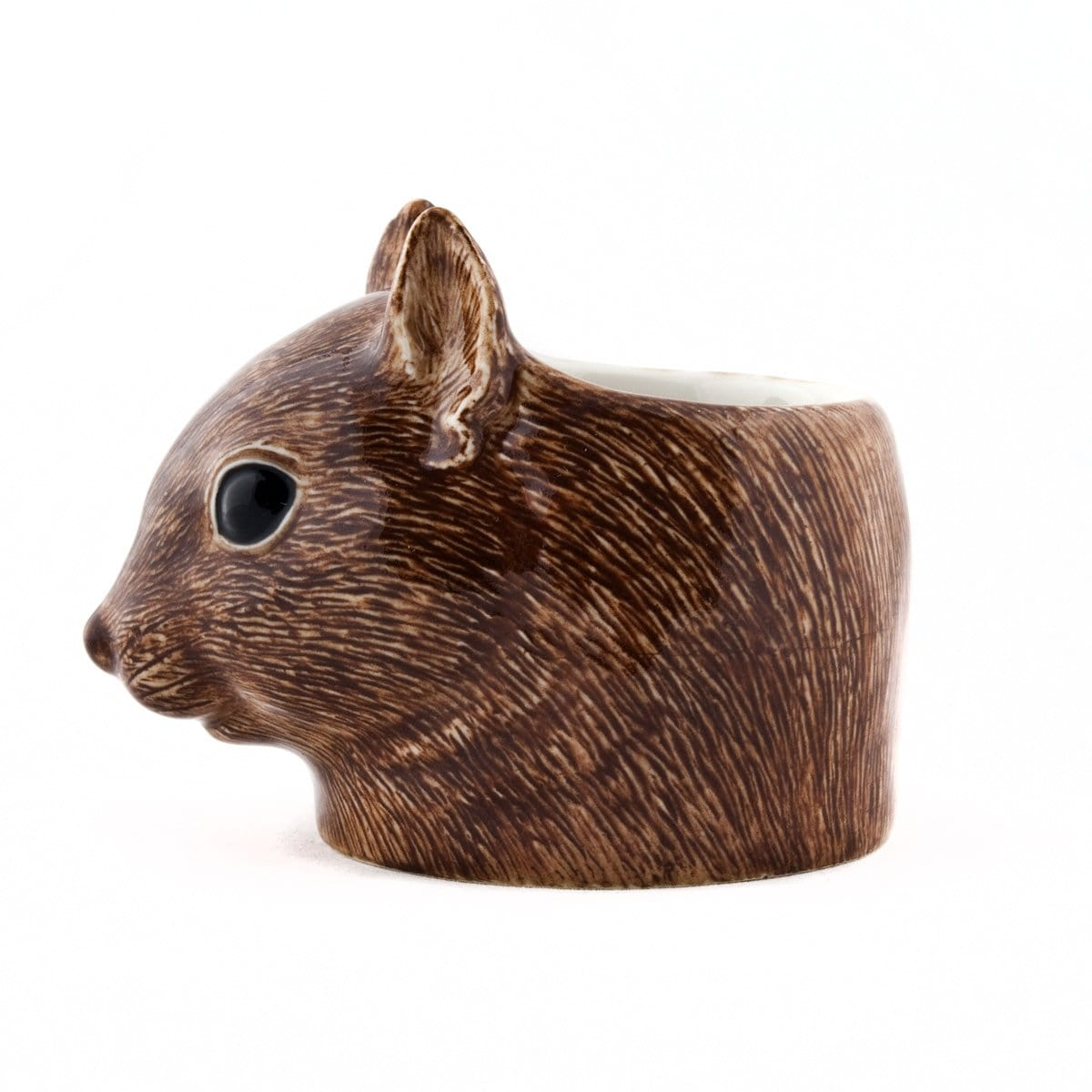 Squirrel face - egg cup