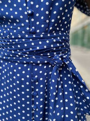 Monika Dress - dots