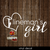 Lineman's Girl Lineman Heart Powerline Decal - Linemen Rock - Lineman Shirts