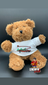 Christmas Teddy with Bucket Truck Tee