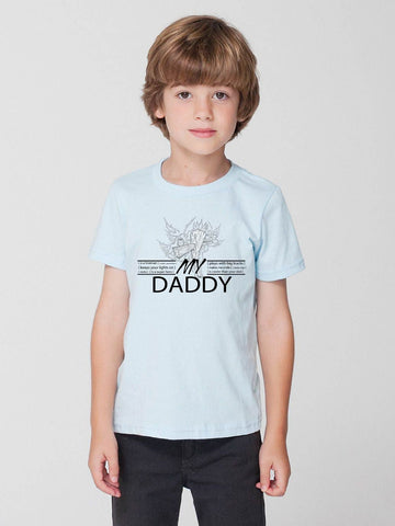 My Daddy (Baby up to Large Youth, various colors)