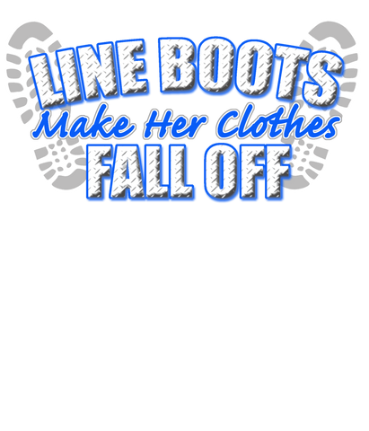 Lineboot Decal