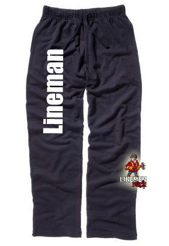 Lineman Fleece Storm Pants - Linemen Rock - Lineman Shirts