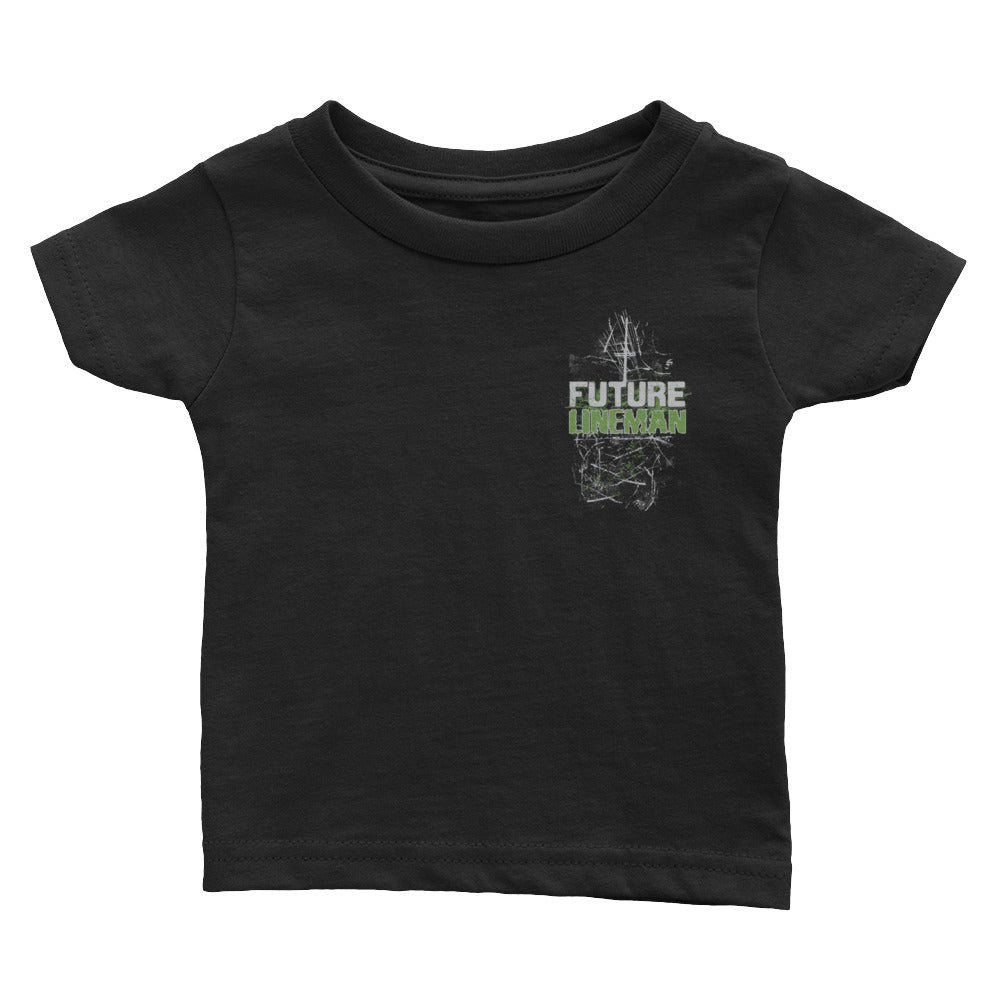 Future Lineman Infant Tee - Linemen Rock - Lineman Shirts