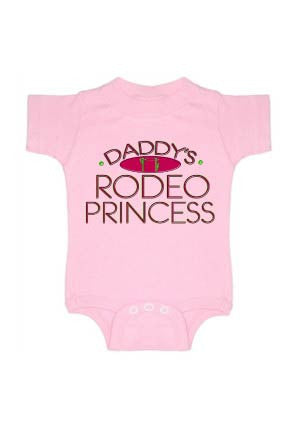 Rodeo Princess (Baby up to Large Youth, various colors)