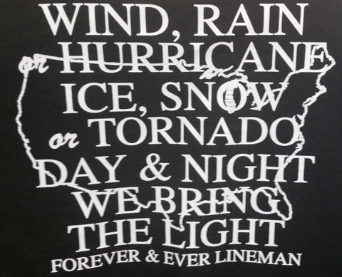 Wind Rain Hurricane, tee, long sleeve, hoodie, or tank!