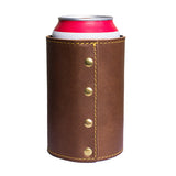 Goldman Leather Koozie