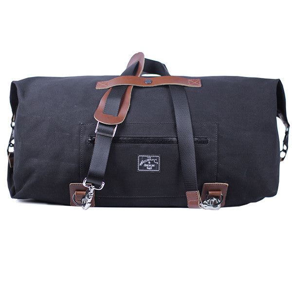The Overman Duffle X Backpack