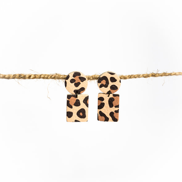 Leopard Rectangles - YSRA Supply