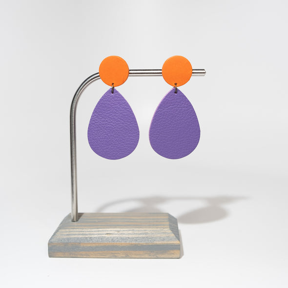 Teardrop Statement Earrings - YSRA Supply