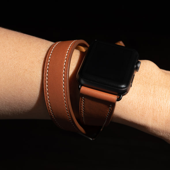 Double Tour Apple Watch Strap - YSRA Supply