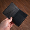 Pocket Organizer - Black Glazed Alligator - YSRA Supply