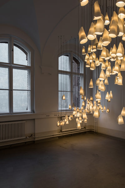 21 Suspended Light