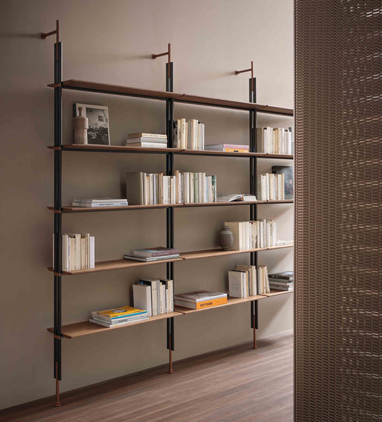 Roll Modular Bookcase