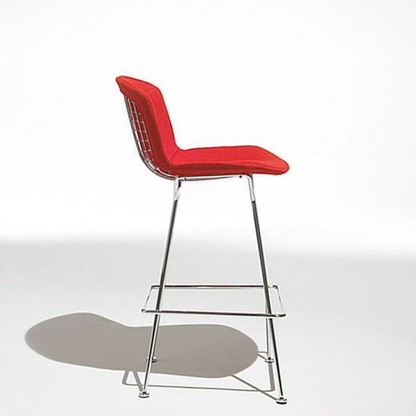 Knoll Harry Bertoia - Stool Fully Upholstered, Counter Height