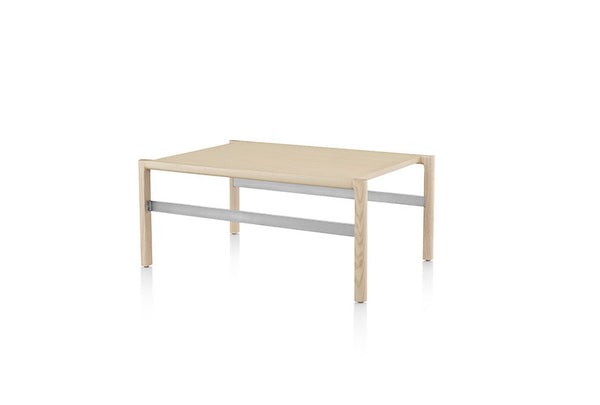 Geiger Brabo™ Occasional Coffee Table with Wood Top
