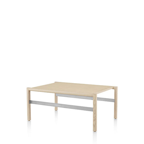 Geiger Brabo™ Occasional Side Table with Wood Top