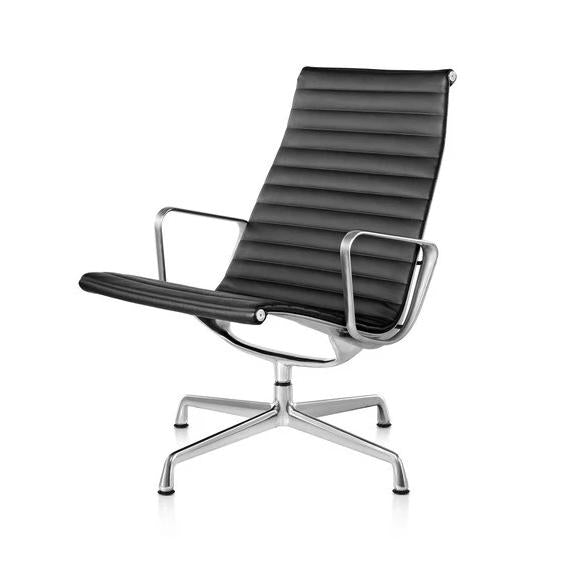 Herman Miller Eames® Aluminum Group Lounge Chair