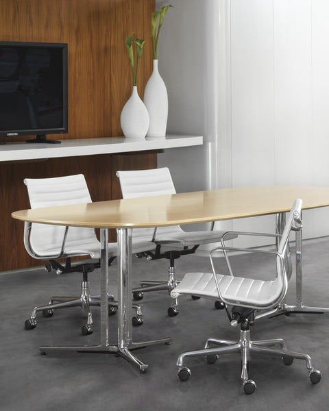 Herman Miller Small Business - Everywhere Table - Oval