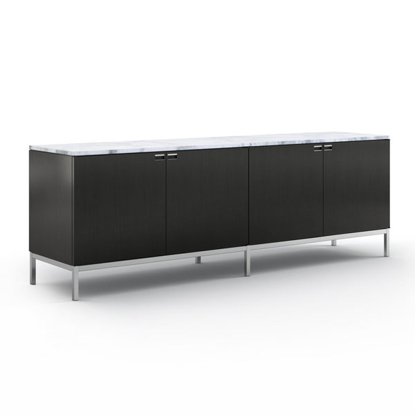 Knoll Florence Knoll - Credenza - four position (Four Storage Cabinets)
