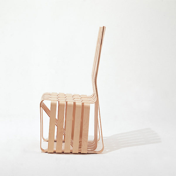 Knoll Frank Gehry - High Sticking High Back Chair