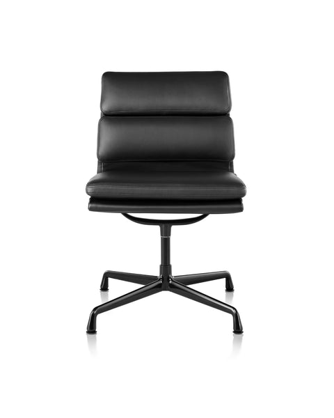 Eames® Soft Pad Side Chair without Arms
