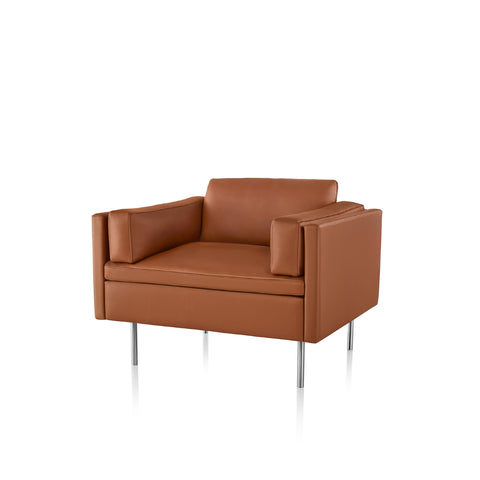 Bolster Club Chair