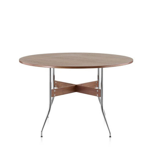 Herman Miller Nelson Swag Leg Dining Table Round