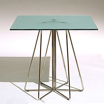 Knoll Vignelli Associates - Paperclip Cafe Table - Square